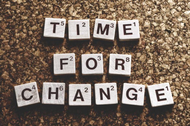 bilan de compétences et changement